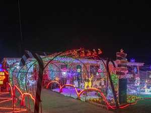 CHRISTMAS LIGHTS COMP: Festive fun is here after dreary year