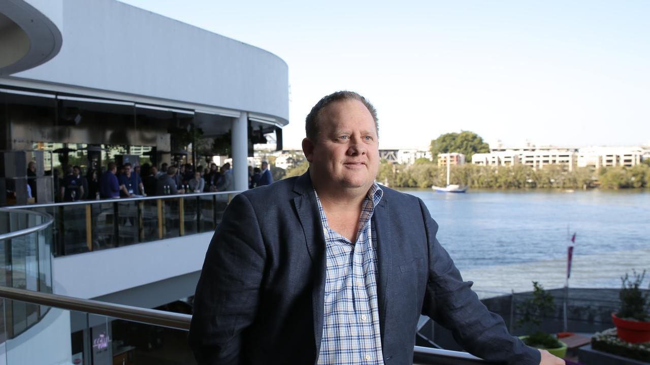 Serial tech entrepreneur Bevan Slattery.