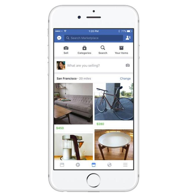 Facebook launched Marketplace in Australia, New Zealand and the U.S and U.K in October 2016.