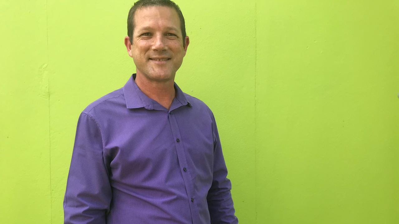Incumbent Member for Bundaberg David Batt.