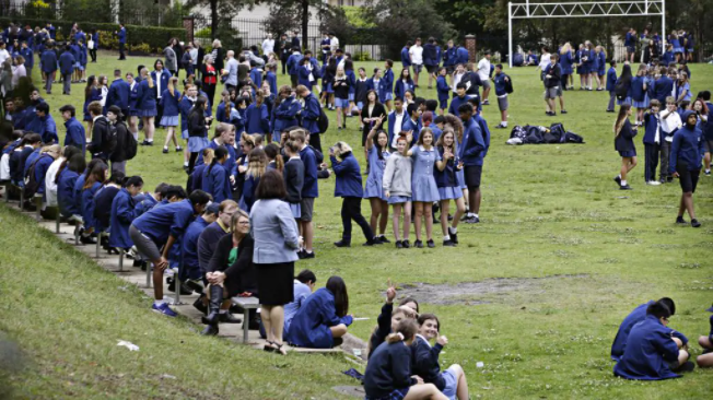NSW schools evacuated by police after threatening email