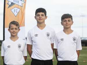 Coast boys on path to football stardom