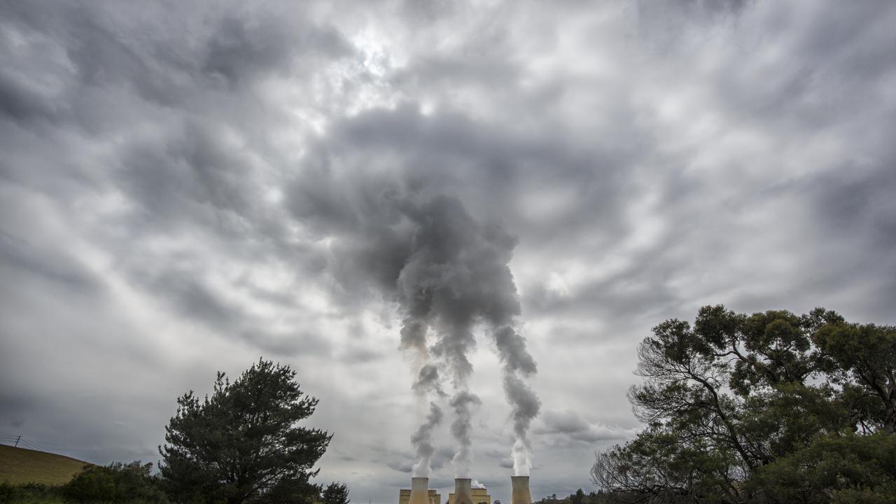 Power Station Smokestack