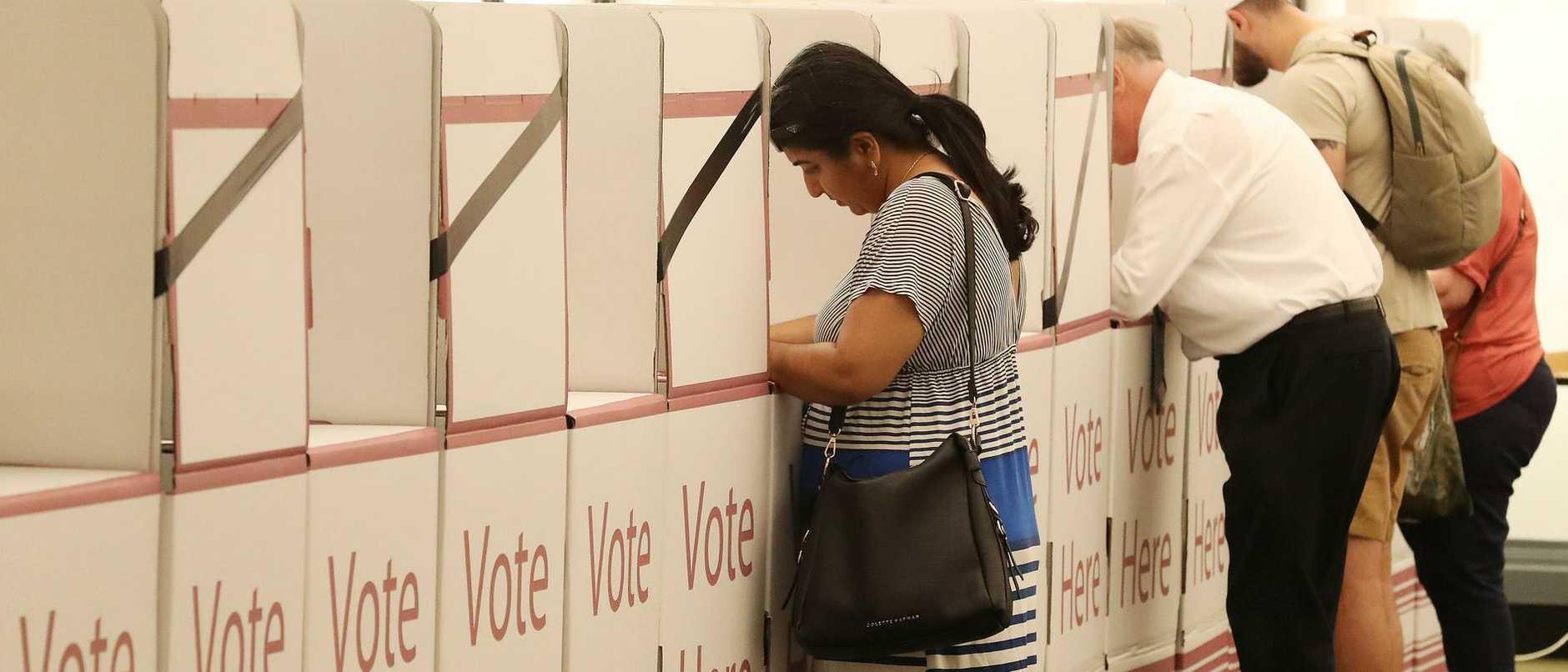 Prepoll Voting Open