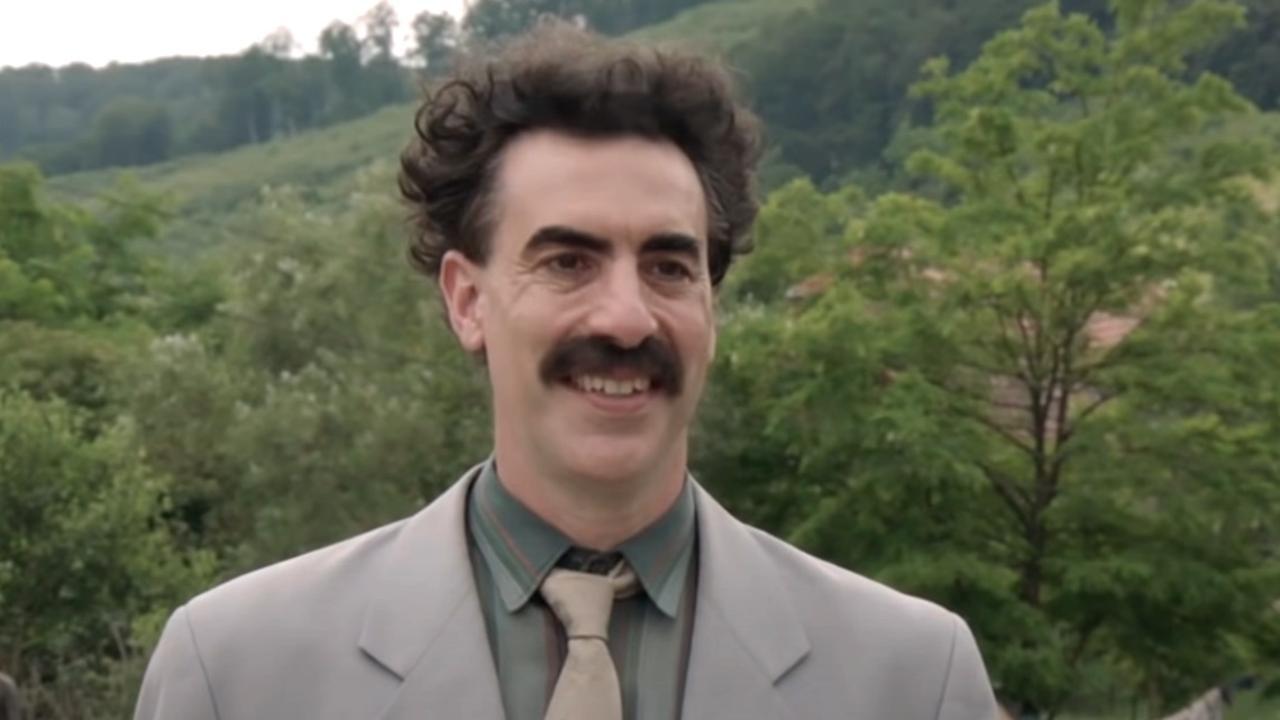 Sacha Baron Cohen has resurrected Borat for a new film.