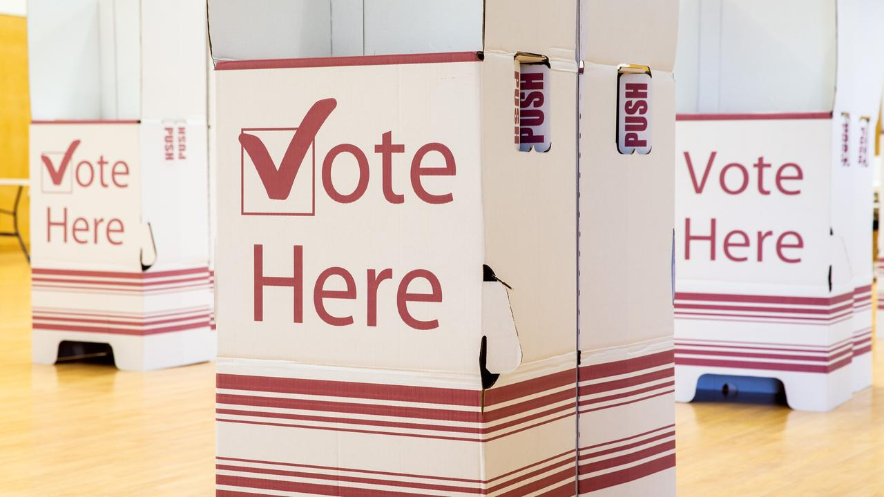 WHERE TO VOTE: Here's where you can vote in the Western Downs for the Warrego electorate. Picture: AAP Image/Richard Walker