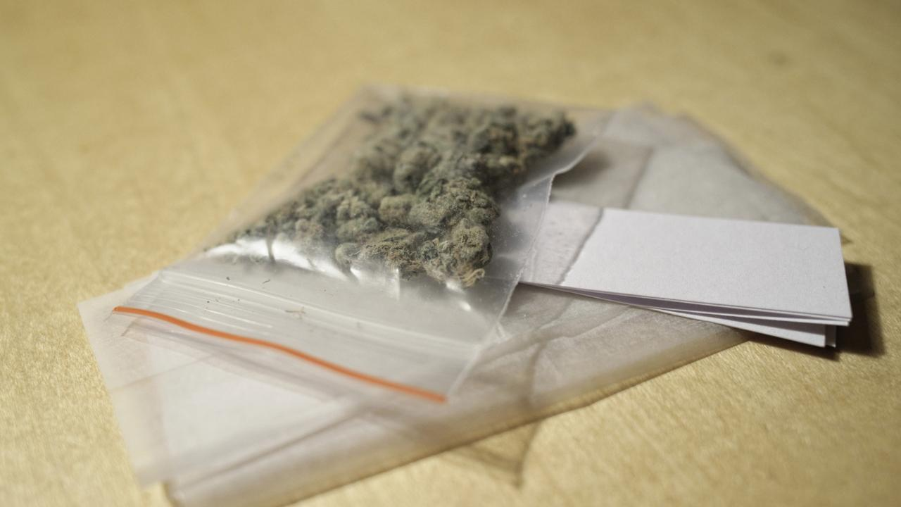 A woman found with marijuana claimed it was used for health reasons. Picture: iStock/Bastiaan Slabbers