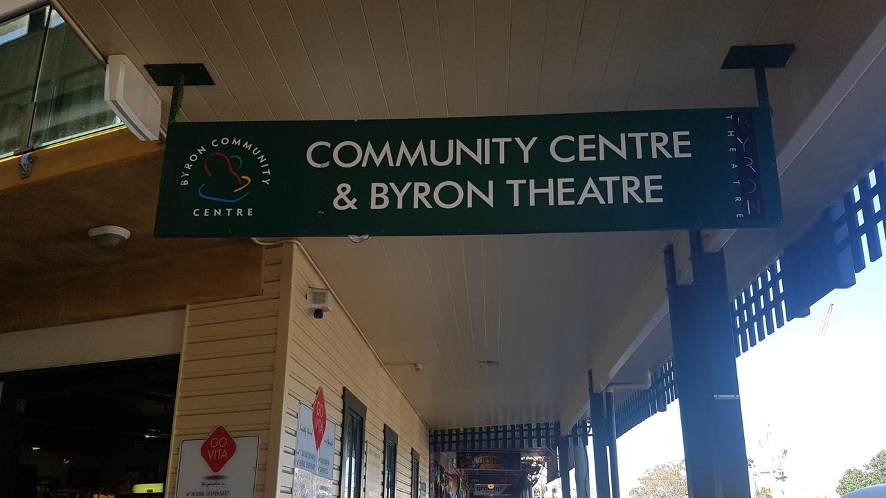 The Byron Bay Community Centre and Theatre.