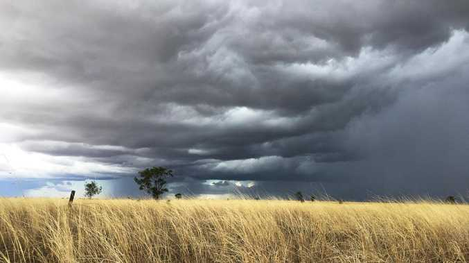 ROLLING COVERAGE: Supercells bear down on the Burnett