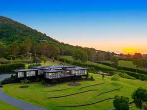 Mountainside estate on market with multimillion-dollar tag
