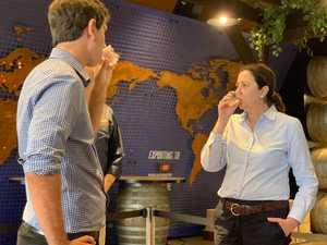 Premier makes 'sip-stop' at Bundy Brewed Drinks