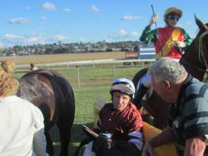 Jockey Small praises Gladstone race meeting