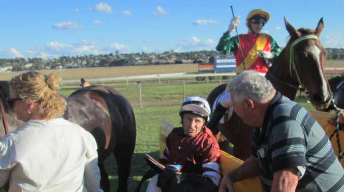 Jockey Small praises Gladstone race meeting