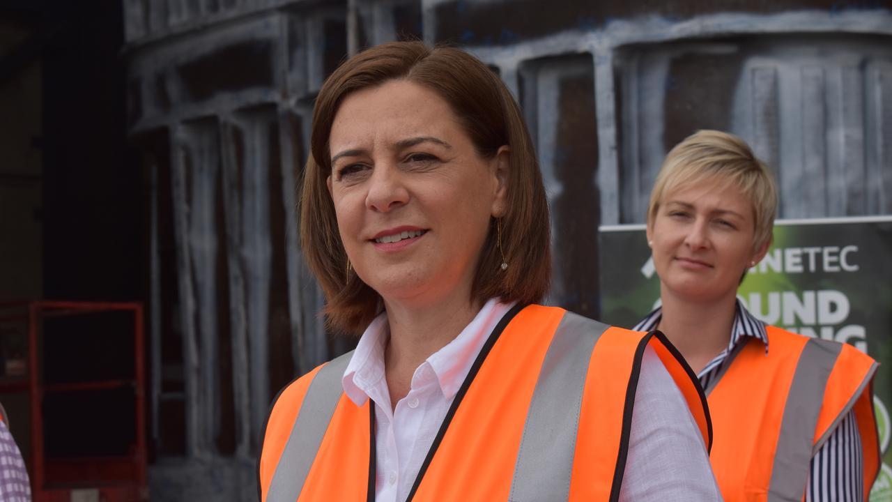 LNP leader Deb Frecklington. Picture: Zizi Averill