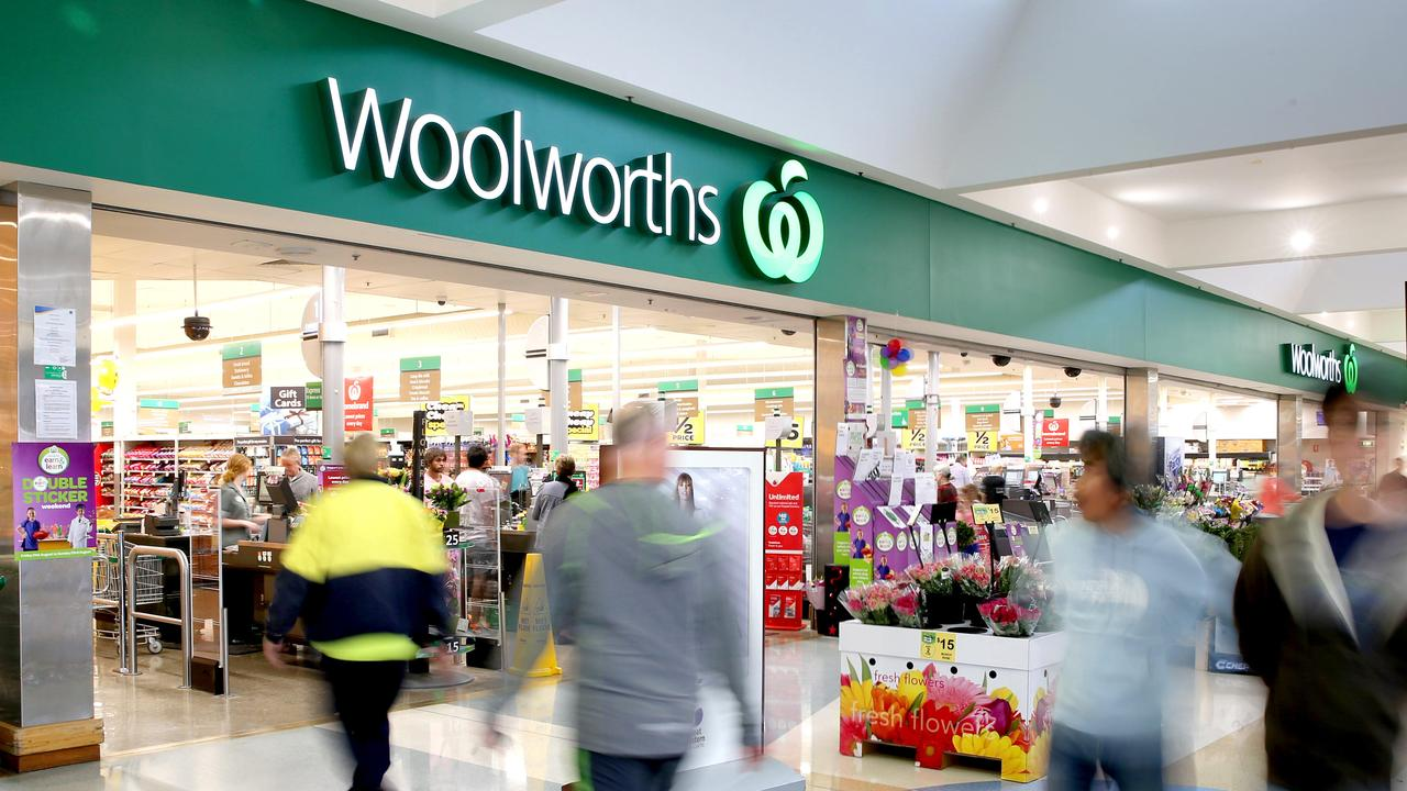 A new Woolworths collectable has been announced in time for Christmas. Picture: Richard Walker