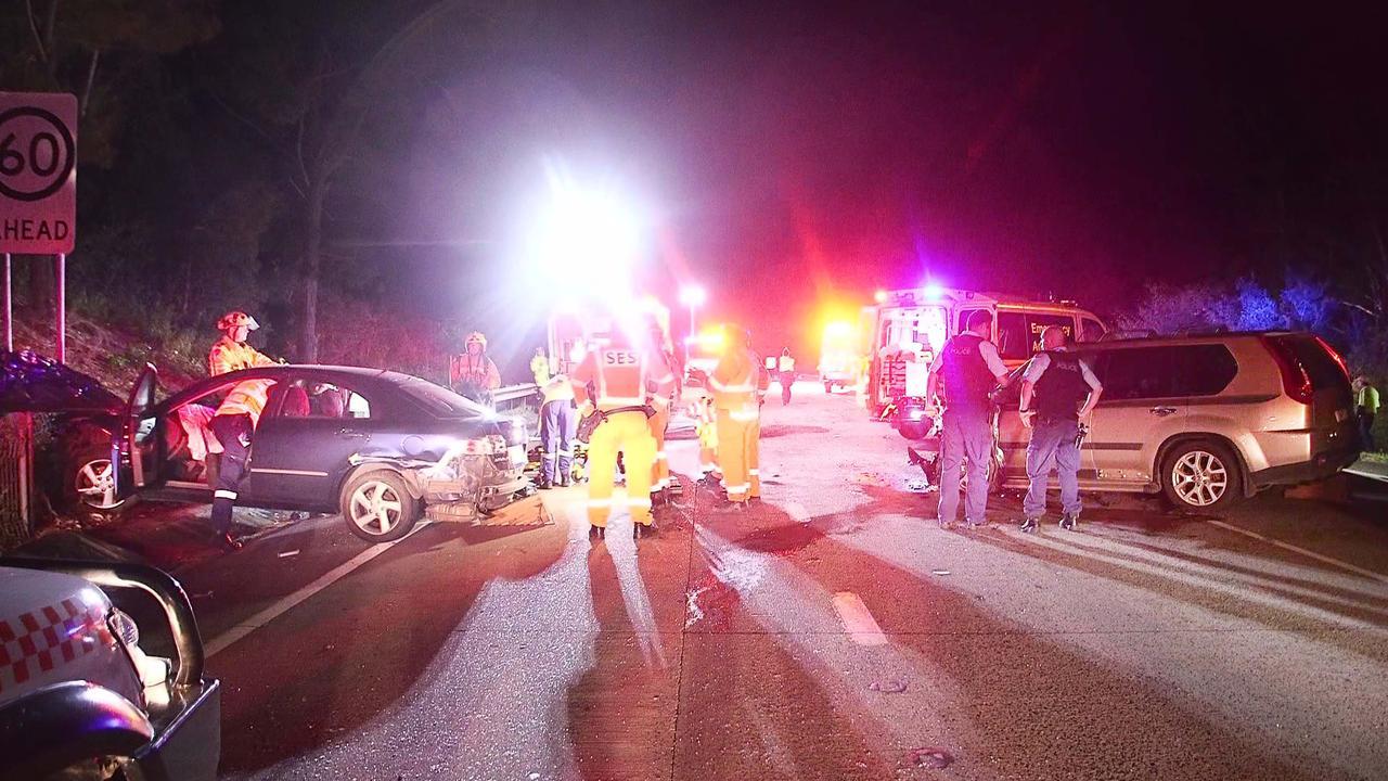 The crash on September 4.