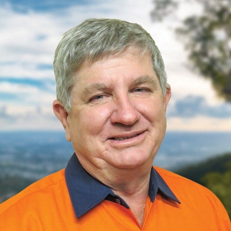 LNP candidate for Rockhampton Tony Hopkins