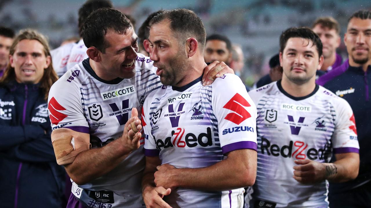 Cameron Smith's future is still uncertain.
