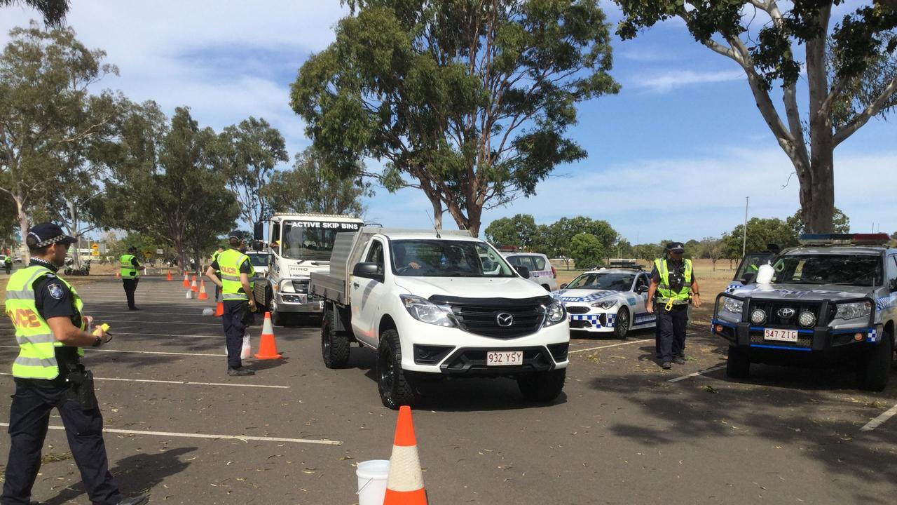 TEAMING UP: Operation Stopper, targeting traffic offences in the Bundaberg region, was dubbed a success.