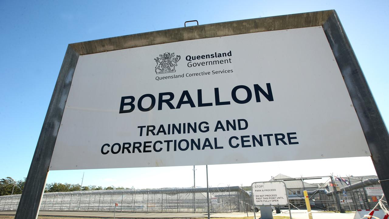 Three men have been charged with rioting at Borallon jail.(AAP Image/Jono Searle) NO ARCHIVING