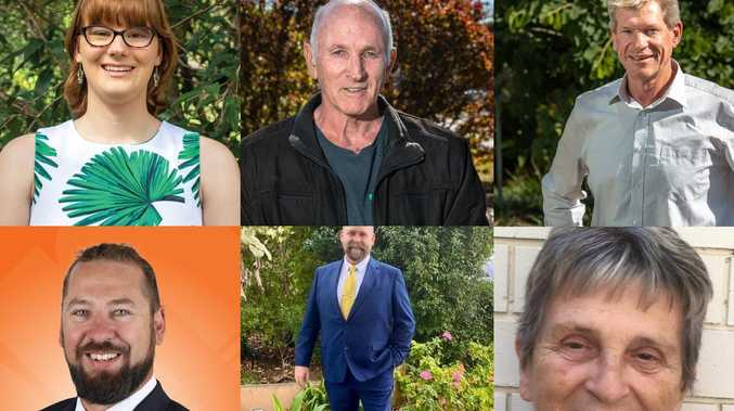 Candidates reveal what they will do for Lockyer if elected