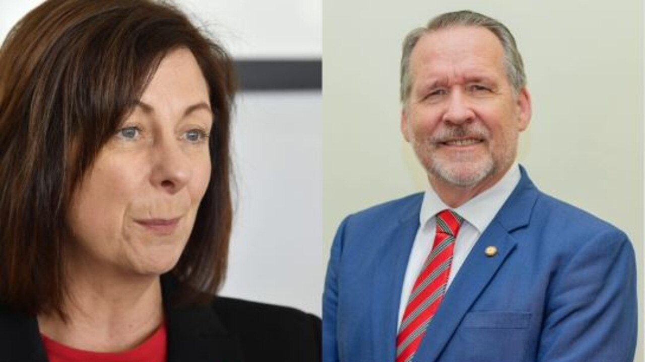 Ipswich MP Jen Howard and Ipswich West MP Jim Madden have both pulled out of the Queensland Times' upcoming election forums.