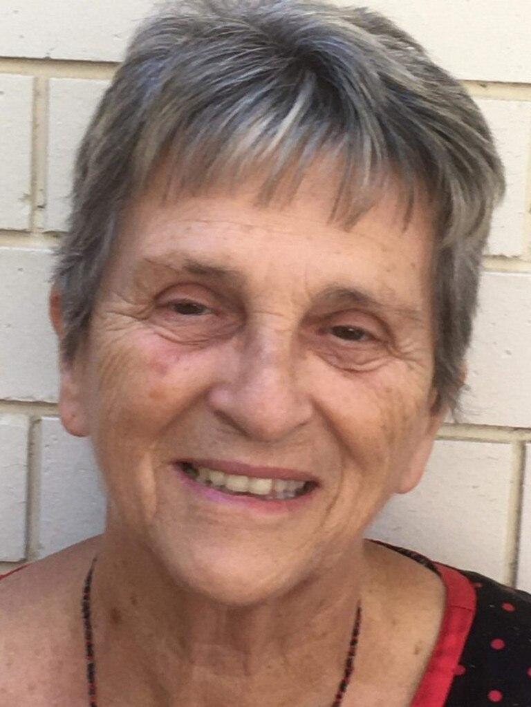 ALP Candidate for Lockyer Janet Butler.