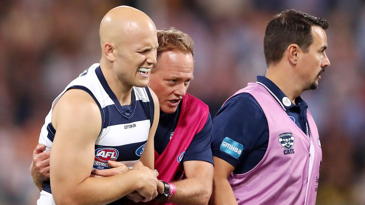 Full extent of Gary Ablett's Grand Final courage revealed