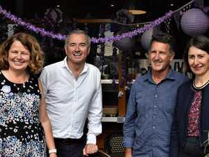 'FANTASTIC': Premier tells Sydney of sweet time in Grafton