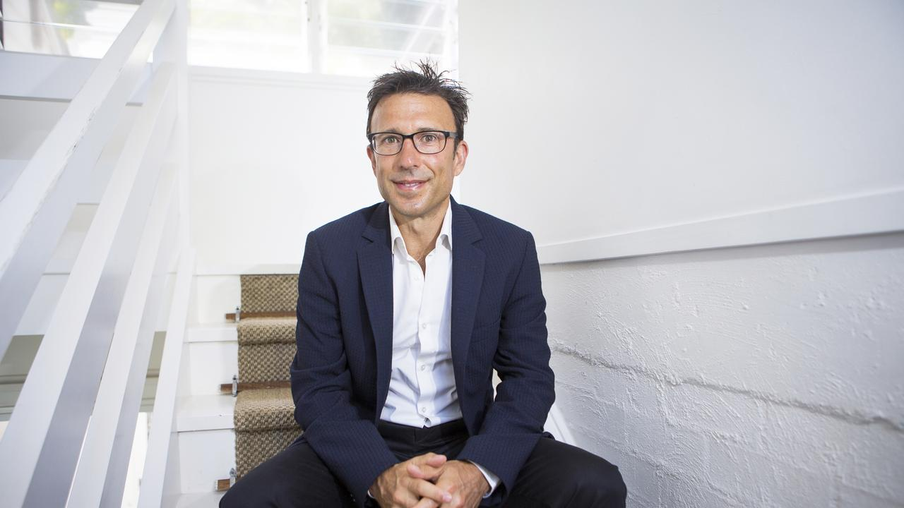 Afterpay chief executive Anthony Eisen says millennials and Gen Z customers are all-important. Picture: Natalie Grono