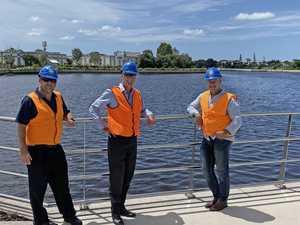 Developments at Pelican Waters