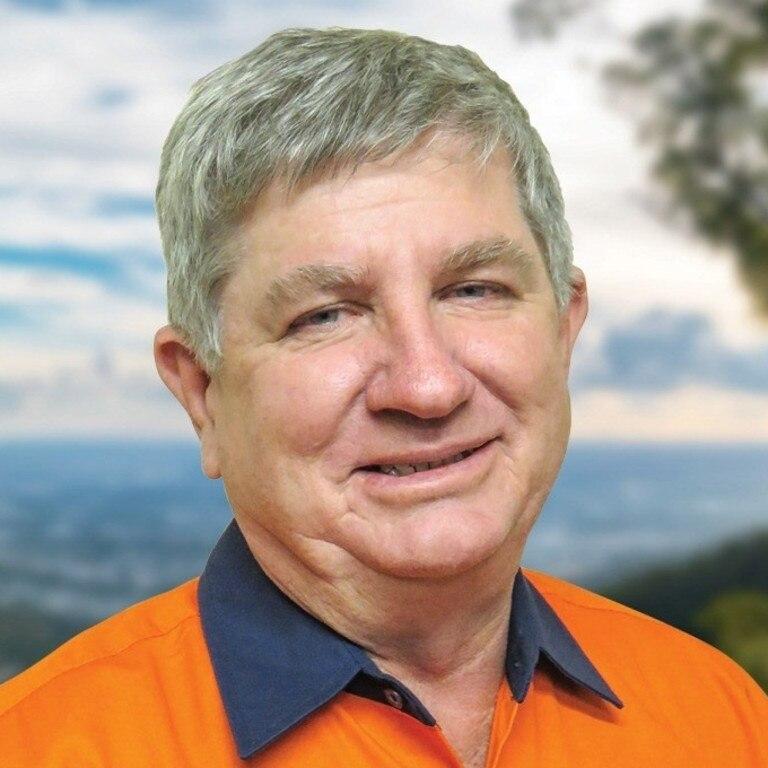 LNP candidate for Rockhampton Tony Hopkins