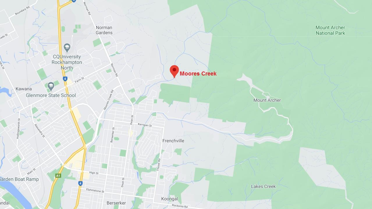 CREEK REHAB: KAP's candidate Christian Shepherd has proposed rehabilitating Moores Creek to restore it to its former glory.