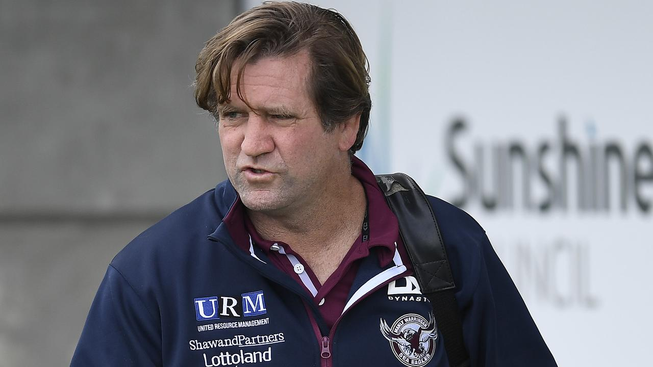 After six months of complex negotiations, Manly Sea Eagles coach Des Hasler has locked in his future. Details here.