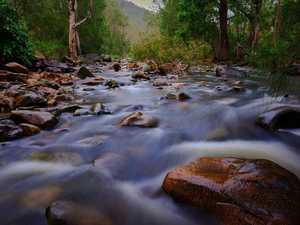 Candidate puts forward bold Rocky creek rehabilitation plan