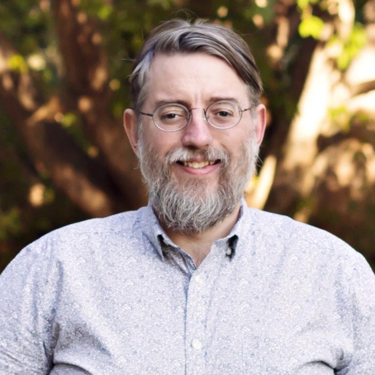 Greens Party candidate for Rockhampton Mick Jones
