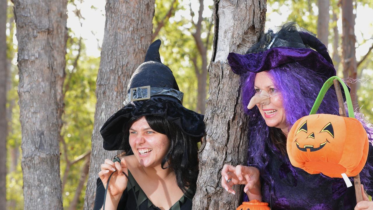 Halloween Fun. Photo: Greg Miller / The Gympie Times