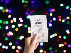 'Just wonderful': Gladstone woman's $1.6m lotto win