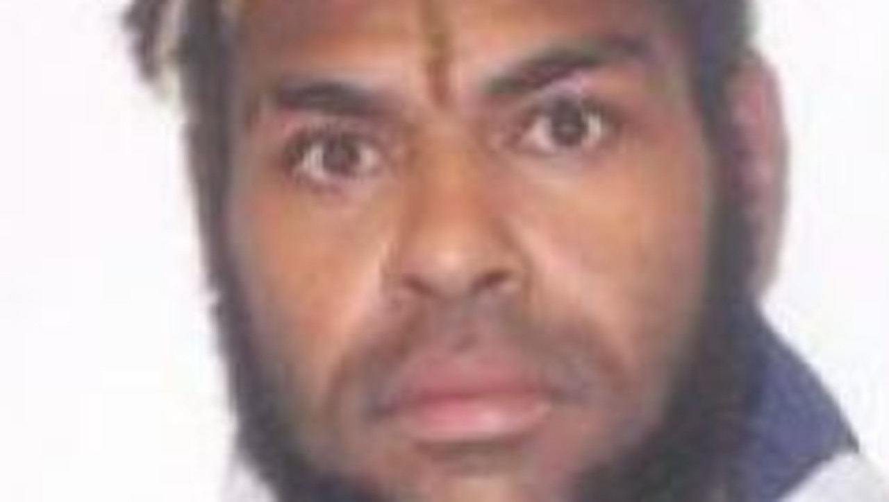 Police are searching for Johnwill Swain Gizu for removing GPS device and assaulting woman.