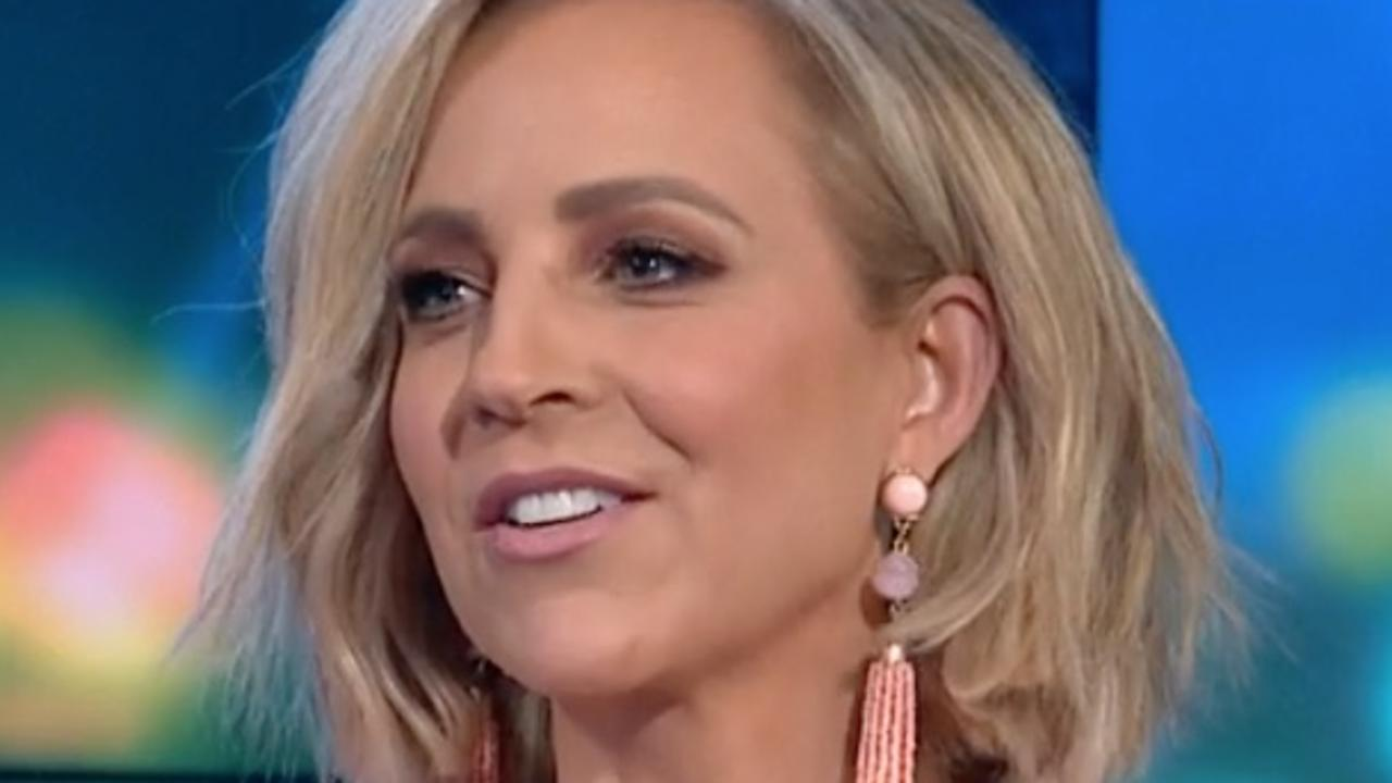 The Project host Carrie Bickmore marked the end of Melbourne's lockdown in stunning style – with a dramatic new haircut.
