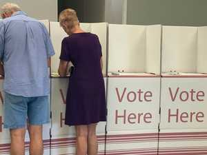 Mackay exit polling gives insight into the minds of voters