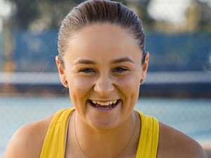 Ash Barty reveals Vegemite's new look