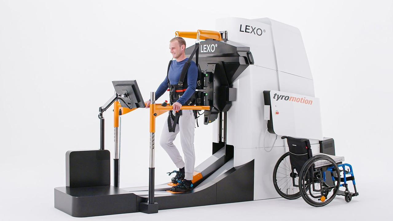 The state-of-the-art LEXO technology will provide a higher quality of life to more than 60,000 Australians who suffer from a stroke each year, as well as people living with neurological disabilities including Multiple Sclerosis, Parkinson's, Cerebral Palsy, among many others.