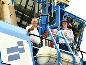 Queensland shipping industry gets $21 million Labor promise