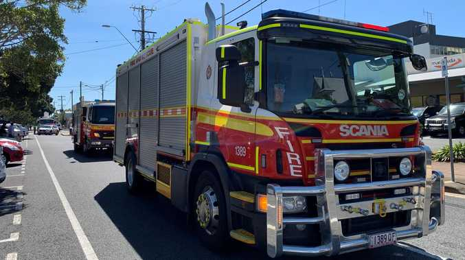 UPDATE: Electrical fault sparks house fire near Rocky CBD