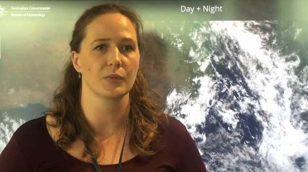 BOM meteorologist Northern NSW storm forecast