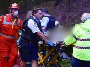 Horror crash at Upper Orara