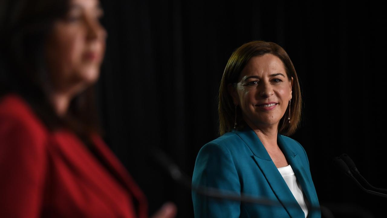 The undecided voters taking part in the People's Forum rated Annastacia Palaszczuk's performance the best, what was the verdict from our team of experts?
