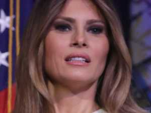 Claims Melania 'repulsed' by Donald Trump