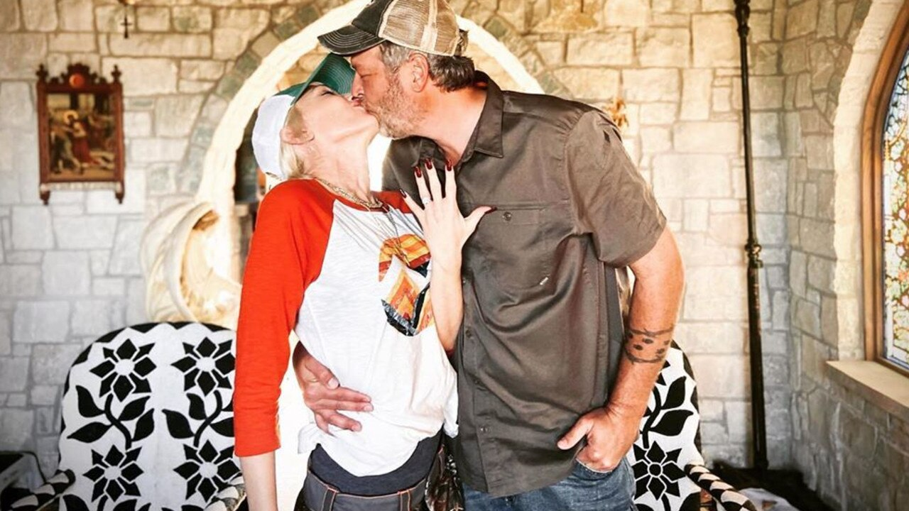 Gwen Stefani and Blake Shelton are engaged.